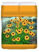 Wallflowers Duvet Cover