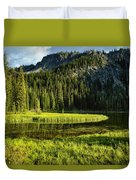 Wallowas - No. 8 Duvet Cover