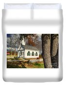 Walnut Grove Baptist Church1 Duvet Cover