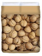 Walnuts Duvet Cover