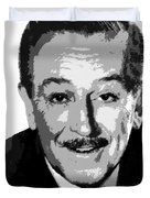 Walt Duvet Cover