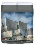 Walt Disney Concert Hall La Ca 7r2_dsc3465_17-01-17 Duvet Cover