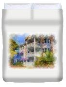 Walt Disney World Old Key West Resort Villas Pa 01 Duvet Cover