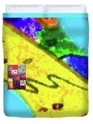 11-11-2015abcdefghijklmnopqrtuvwxyzabcdefghij Duvet Cover