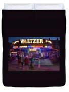 Waltzer Duvet Cover
