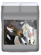 War Horse Duvet Cover
