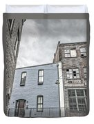 Warehouse Row Duvet Cover