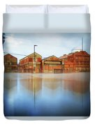 Warehouses Duvet Cover