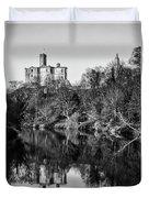 Warkworth Castle Duvet Cover