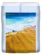 Warm Sand Duvet Cover