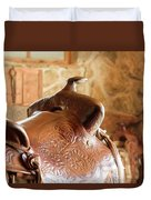 Warm Soft Brown Duvet Cover