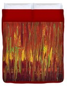Warm Tones Duvet Cover