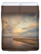 Warm Your Heart Duvet Cover