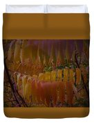 Warmth Of Autumn Duvet Cover