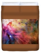 Warmth - Orion Nebula Duvet Cover