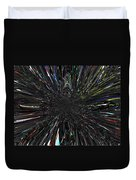 Warp Factor 2 Duvet Cover