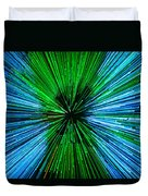 Warp Speed Mr Sulu Duvet Cover