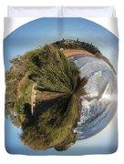 Warriewood Beach Duvet Cover