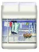Wash Day Duvet Cover