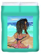 Washed Up - Mermaid Duvet Cover