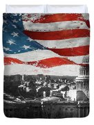 Washington Dc 56t Duvet Cover