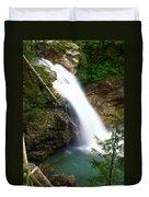Washington Falls 2 Duvet Cover