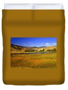 Washington Landscape Duvet Cover