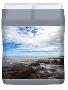 Washington Oaks Garden State Park Duvet Cover
