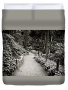 Washington Park Duvet Cover
