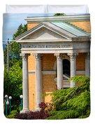 Washington State Historical Society Duvet Cover