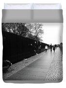 Washington Street Photography 3 Duvet Cover