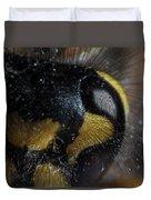 Wasp Eye Duvet Cover
