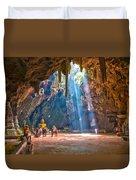 Wat Khao Luang Duvet Cover