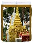 Wat Krom 30 Duvet Cover