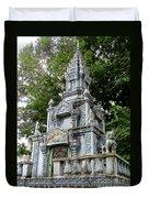 Wat Krom 37 Duvet Cover