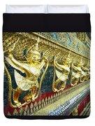 Wat Phra Keo (grand Palac Duvet Cover