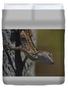Watchful Eye Duvet Cover