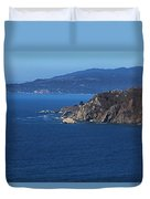 Watching The Wind Blow Duvet Cover