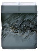 Wild Florida, Watching You Duvet Cover
