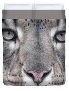 Watching You Snow Leopard Canvas Print Canvas Art By