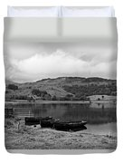 Watendlath Tarn In The Lake District Cumbria Duvet Cover