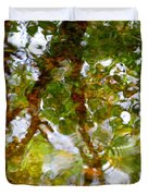 Water Abstract 17 Duvet Cover