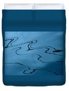 Water Abstract - 6 Duvet Cover