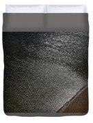 Water And Sand Duvet Cover