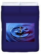 Water Art  Duvet Cover