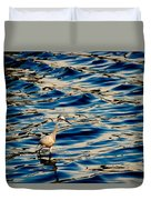 Water Bird Series 11 Duvet Cover