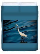 Water Bird Series 30 Duvet Cover