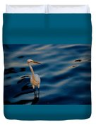 Water Bird Series 31 Duvet Cover