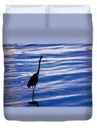 Water Bird Series Duvet Cover