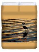 Water Birds Series 3 Duvet Cover